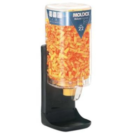 Moldex 7650 dispenser met 500 paar MelLows oordoppen