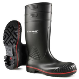 Dunlop Acifort Heavy Duty Full Safety knielaars S5