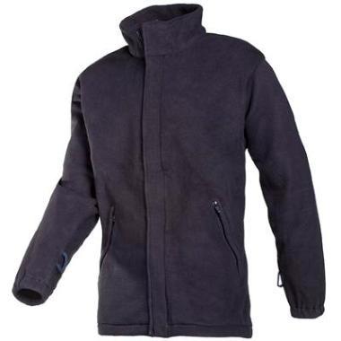 Sioen fleece jas FR-AST 7690A Tobado, marineblauw