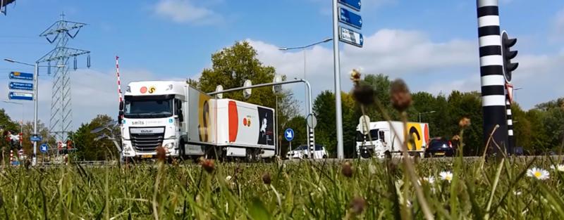 Klassikaal theorieles voor de vrachtwagen  (RV1 & V2C) ZAKELIJK