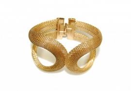 Sierlijke Goudkleurige Armband