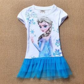 Tuniek Frozen  Elsa