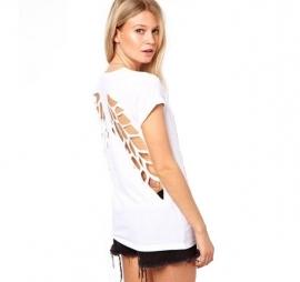 T-shirt Angel Wit