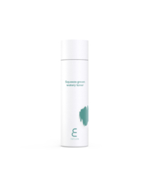 E Nature Toner Squeeze Green Watery