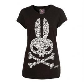 T-shirt Skull Rabbit