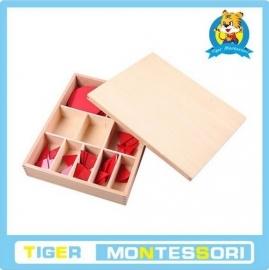 Montessori Breuken Set