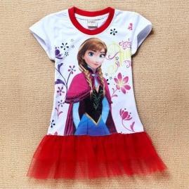 Tuniek Frozen Anna