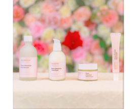 4-delige Set Rose Absolute Aromatica