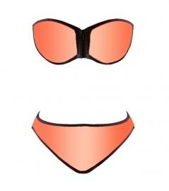 Neon Bikini Oranje
