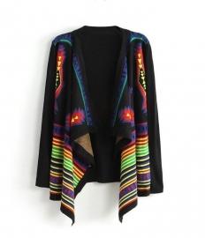 Vest/ Cardigan Aztec