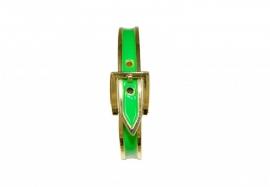 Armband Riem Groen