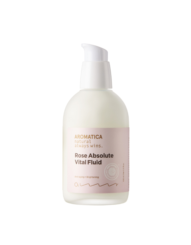 Aromatica Rose Absolute Vital Fluid