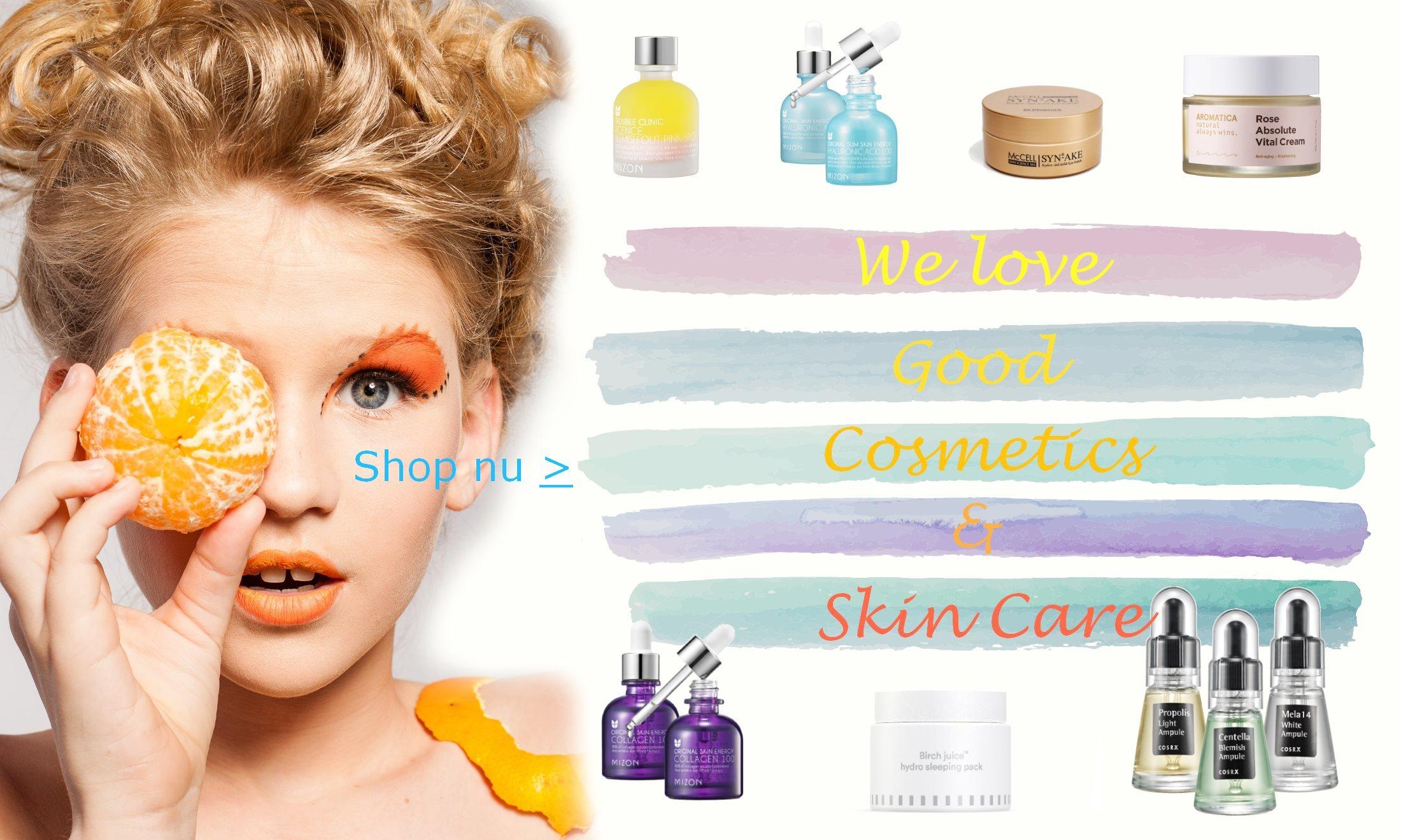 Goede Cosmetica & Skin Care