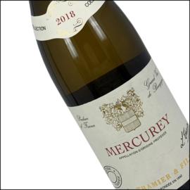 Mercurey, Bourgogne, Frankrijk