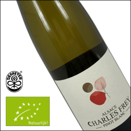 Charles Frey, Pinot Blanc, Frankrijk (BIO) (Demeter)