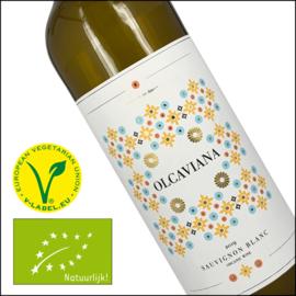 Olcaviana, Sauvignon Blanc, Spanje (BIO) (Vegan)
