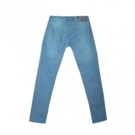 Jeans wam Denim Faenze turguoise