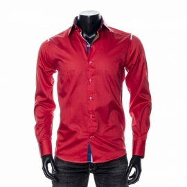 Overhemd Wam Denim  Red