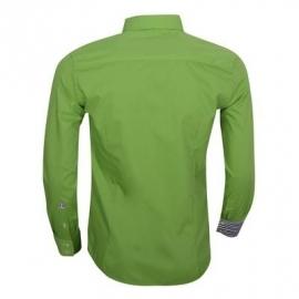 Overhemd Arya boy Green