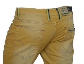 Pascucci Jeans Lovin-G Yellow