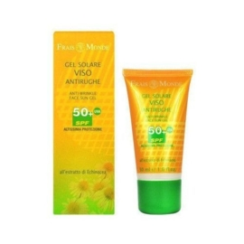 Anti Age Sun Block Face Gel 50+