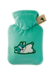 Warmwaterkruik 0,2L Little Cat mint mint Hugo Frosch