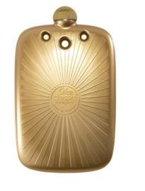 Warmwaterkruik eco goud 2L Hugo Frosch