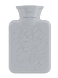 Warmwaterkruik 0,3L grijs Fashy