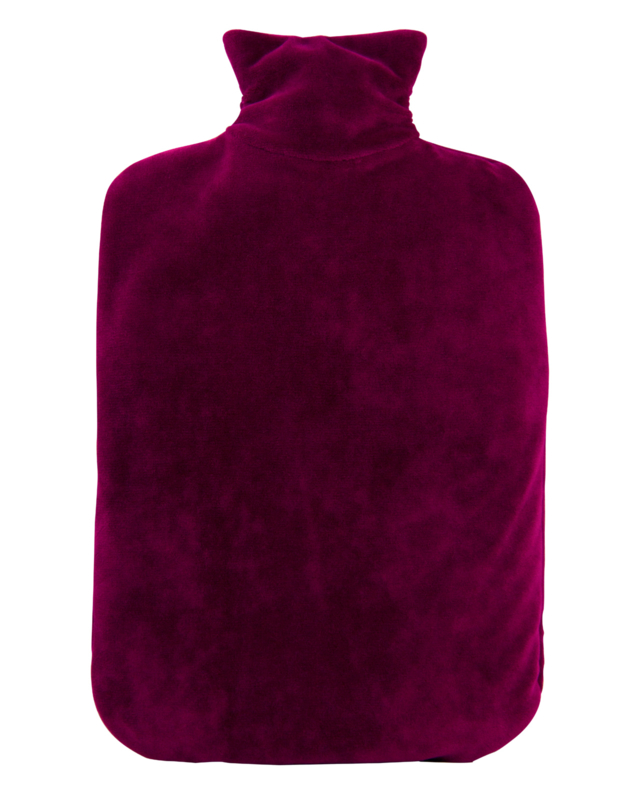 Warmwaterkruik Nicki luna paars/violet