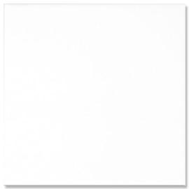 Wit PVC zeildoek 650gr/m2 - rolbreedte 2,5m