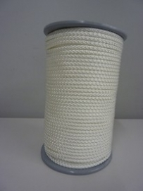 Polyester touw 4mm