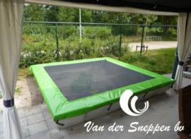 Licht Groen PVC zeildoek 650gr/m2 - rolbreedte 2,5m