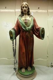 heiligenbeeld zonder handen