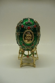 groen ei uit 1908