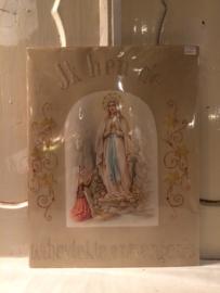 borduur prent maria