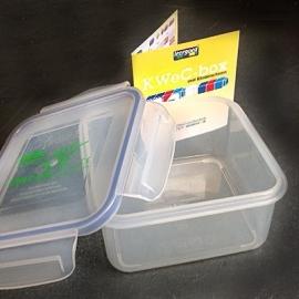 KWeC-box met Klinkerschema