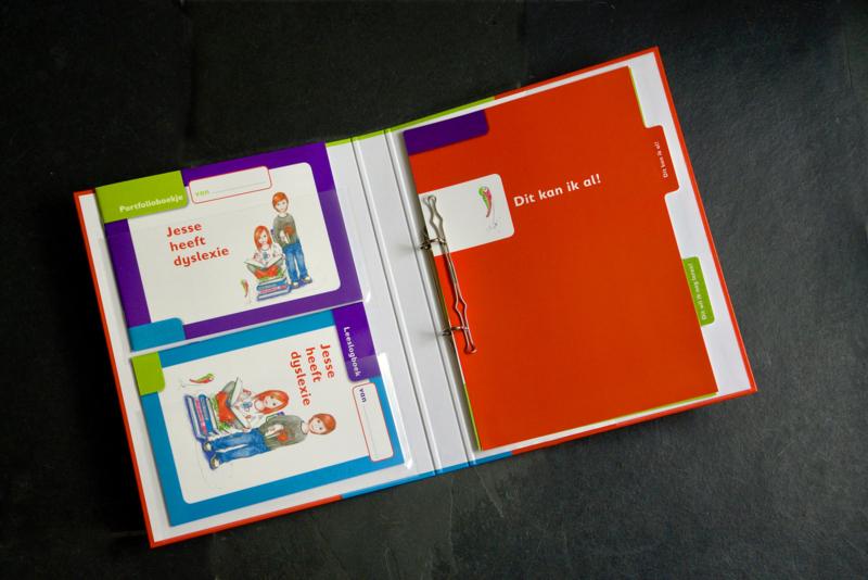 Portfolio- en Leeslogboekje