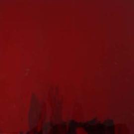 Spiegelglas rood
