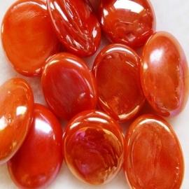 Oranje parelmoer