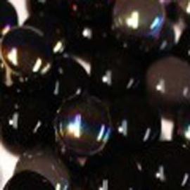 Glasnopjes zwart mix