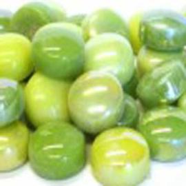 Glasnopjes groen mix