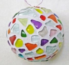 Kerstbal kleur