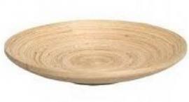Bamboo schaal