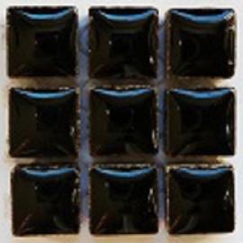 Geglazuurd keramiek Black