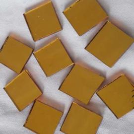 Spiegelglas goud handgesneden