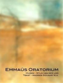 Emmaüs Oratorium - partituur