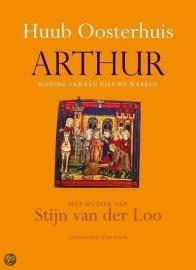 Arthur, koning van een nieuwe wereld - Boek/CD