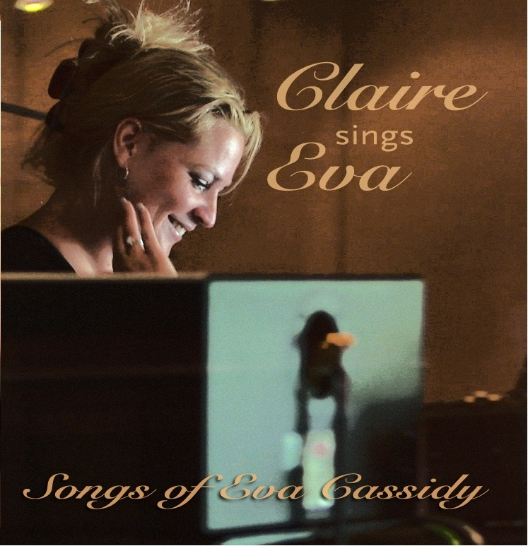 Claire sings Eva - CD