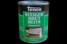 Tenco Steigerhout Beits Grey Wash 1L
