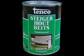 Tenco Steigerhout Beits White Wash 1L